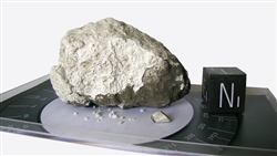 Apollo 15 Genesis Rock, Moon Rock Replica created using actual terrestrial anorthosite and genuine NASA Johnson Space Center Lunar Dust Simulant. Please inquire for next production run.
