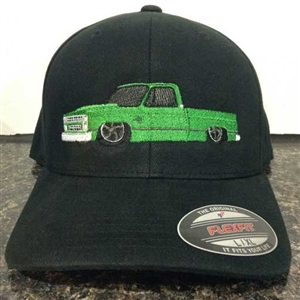 1980's C10 Chevrolet Embroidered Hat