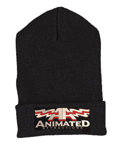 Animated Attractions Beanie