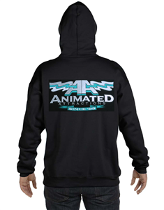 Animated Attractions Hoodie