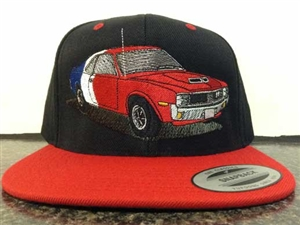 AMC Javelin Embroidered Hat