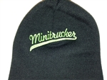 Minitrucker Athletic Style Embroidered Beanie