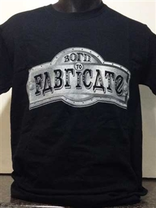 Born To Fabricate Hoodie  (Screen Printed)