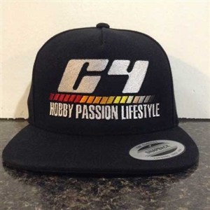 C4 Lifestyle Embroidered Hat