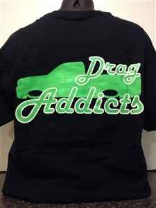 Drag Addicts Club Design C T-Shirt