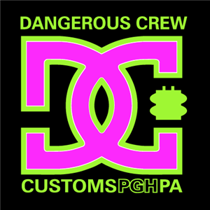 Dangerous Crew Customs Dickies Work Shirt