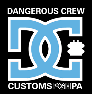 Dangerous Crew Customs T-shirt