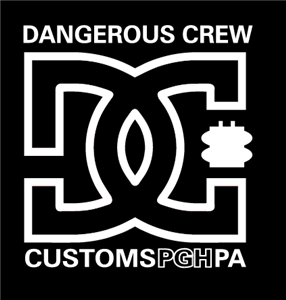 Dangerous Crew Customs T-shirt 1 color
