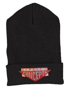 Explicit Concepts Embroidered Beanie