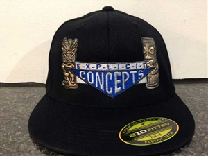 Explicit Concepts Embroidered Hat