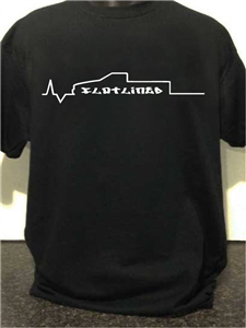 Flatlined Mini's T-SHIRT