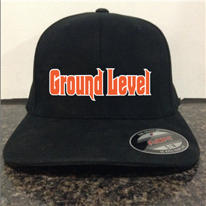 Ground Level Embroidered Hat