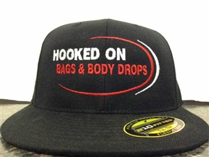 Hooked On Bags & Body Drops Embroiderd Hat