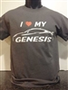 I Love my Genesis T-Shirt