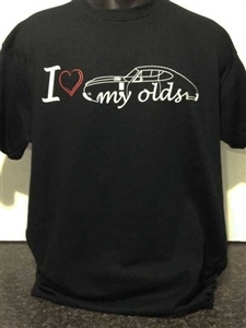 I Love my Olds T-Shirt