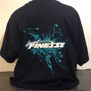 Local Finesse Paint T-Shirt