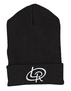 Low Rollers Embroidered Beanie