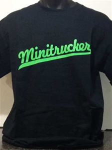 Minitrucker Athletic Style T-Shirt