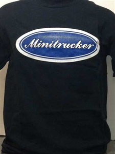Minitrucker Oval T-Shirt