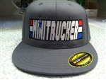Minitrucker Pride Embroiderd Hat