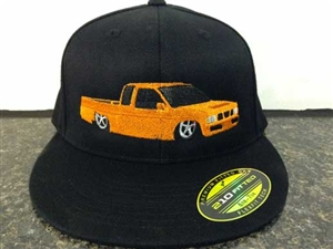 Nissan Hardbody Truck Embroidered Hat