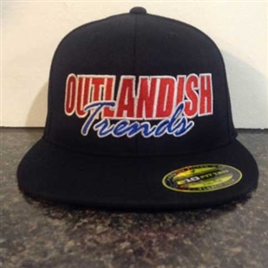 Outlandish Trends Embroidered Hat