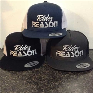 Ridez For A Reason Embroidered Hat