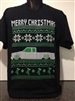 S10 1st Gen Ext Cab Ugly Christmas Sweater Design 2