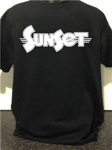 SunSet Logo T-Shirt
