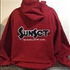 SunSet Logo Hoodie Embroidered
