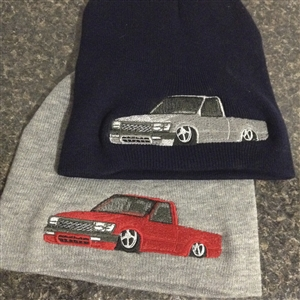 Toyota Truck Embroidered Beanie