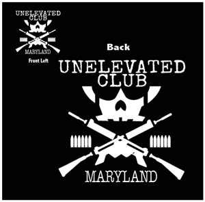 Unelevated Gun T-Shirt