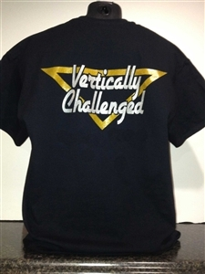 Vertically Challenged TriangleT-Shirt