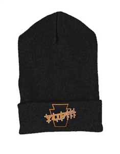 Yup Embroidered Beanie