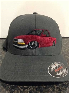 s10 2nd Gen Embroidered Hat