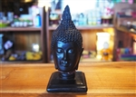 HANDMADE RESIN BUDDHA HEAD
