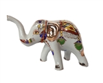 HAND PAINTED BENJARONG ELEPHANT