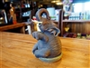 SMOKE BREATHING ELEPHANT INCENSE HOLDER