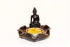 Resin Buddha Candle Holder
