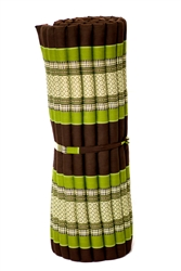 Massage Roll-Up Mat (Green)