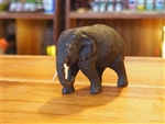HANDCARVED WOODEN ELEPHANT