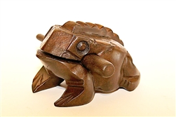 Teakwood Frog