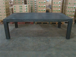 "S2DIO Teak Table #0009 - 240x137cm - 94"" x 54"""