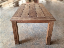 "S2DIO Teak Table #0012 - 200x101cm - 79"" x 40"""