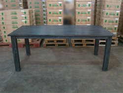 "S2DIO Teak Table #0056 - 200x90cm - 79"" x 35"""
