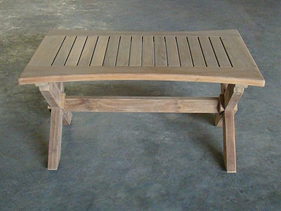 Teak Coffee Table - Alvin