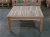 Killdare Teak Coffee Table - 100cm x 100cm