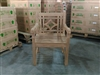 Teak Arm Chair - Kriyan