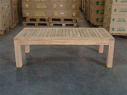 Ageng Teak Coffee Table 140x70cm