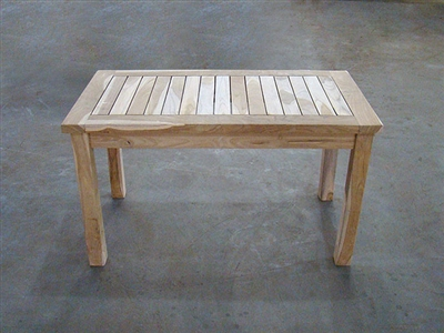 Tata Teak Coffee Table 90x50cm